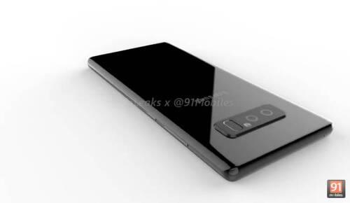 루머로 살펴보는 갤럭시 노트8 스펙, 디자인, 출시일