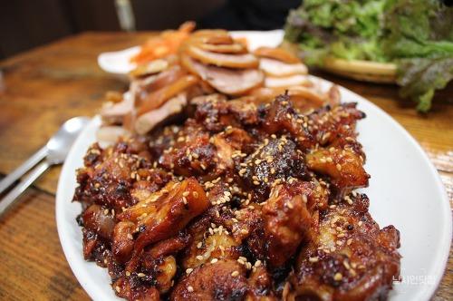 안동맛집 옥동 양지족발(매운족발)