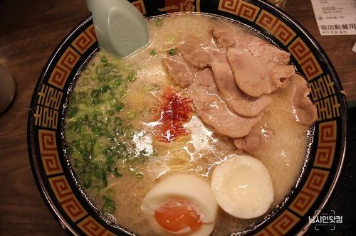 후쿠오카 맛집 이치란라멘 하카타역점