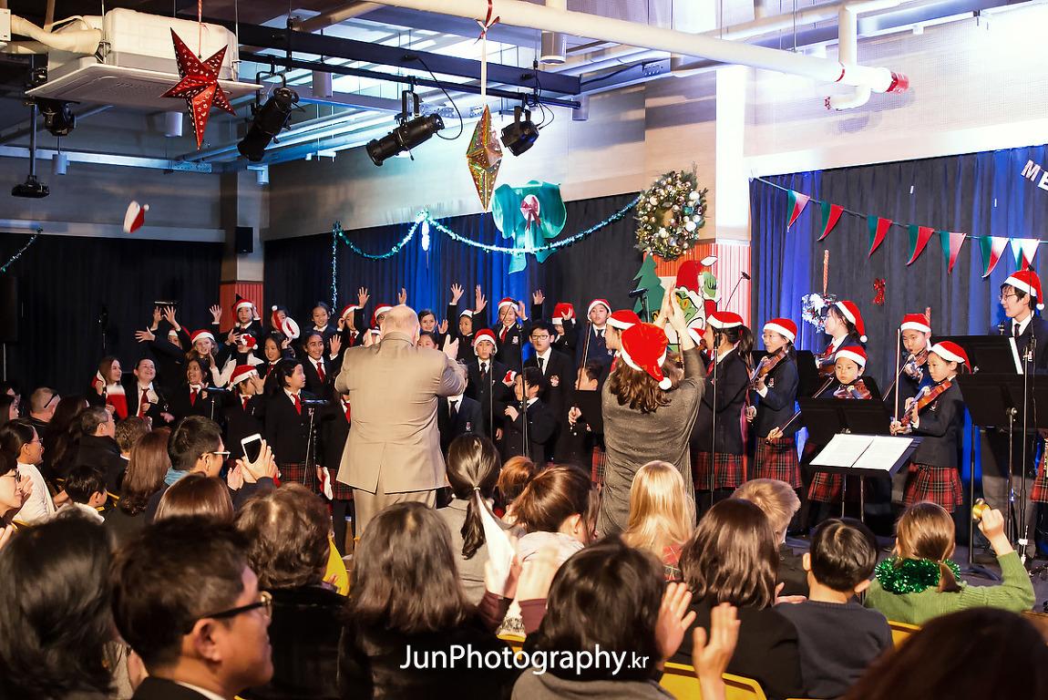덜위치 칼리지 서울 외국인학교 (Dulwich College Seoul) 크리스마스 콘서트