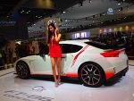 2011 서울모터쇼 ,연비 좋은 하이브리드 자동차 전시