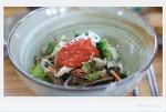 전원마을 유수암에서 먹는 건강한 비빔밥, 참솔