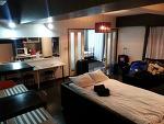오사카 자유여행 2 - 깔끔하고 편리했던 에어비앤비로 예약한 숙소