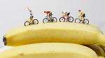 미니어처 피규어 - 자전거타기