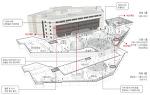 창조학술정보관 기본 및 실시설계 결과 층별 공간구성 안내