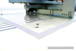 UP mini 3D 프린터 바닥을 아크릴판으로 개조하기.