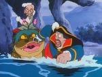 세계 최고의 기사 동키호테 ピーターパンの冒険 피터팬의 모험 ジョンの憧れ! 木馬に乗った騎士 제27화