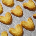 스타벅스 하트파이, 팔미에 만들기♥ (the starbucks's heart pie, palmier) +영상포함
