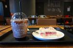 투썸플레이스 딸기레어치즈케이크, 아이스 아메리카노
