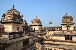 인도여행- 잔시(Jhansi) 오차(Orcha), 제항기르 마할(Jehangir Mahal)