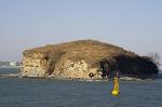 큰가리기섬, 큰가리섬 (시화호조력발전소앞)