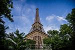 4각도로 본 에펠탑
