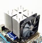 [포르까 리뷰]SCYTHE NINJA4 포함 타워형(U Type) CPU cooler 72종 쿨링 성능 비교
