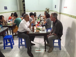 베트남을 방문한 오바마 대통령의 영향력