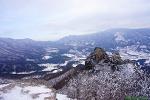 함양 · 장수 남덕유산 : 육십령 ~ 할미봉 ~ 서봉 ~ 남덕유산 ~ 월성재 ~ 황점마을주차장