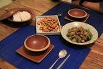 한국-프랑스 커플밥상_8월 밥상