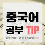 중국어 입문을 위한 중국어공부 기초지식 TIP 두번째 중국어병음