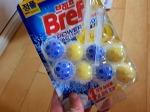 변기세정제, 브레프 파워액티브 ~레몬의 향연