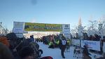 2월 [알래스카 개썰매 경주 대회] Yukon Quest - 1049마일 페어뱅크스 - 캐나다 화이트호스 (Whitehorse) 구간 대회 [알래스카 겨울 여행] [알래스카 신행]