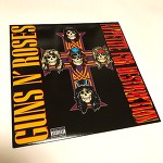 건즈 앤 로지스 (Guns N` Roses) - APPETITE FOR DESTRUCTION (1987)