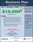 Kean Business Plan Competition (2018)