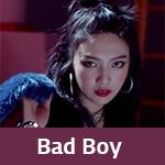 레드벨벳 - Bad Boy, 간만에 만난 중독성 있는 음악!