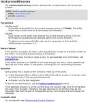 C/C++ MFC WIN32 자신의 위치를 얻어오는 GetCurrentDirectory, GetModuleFileName