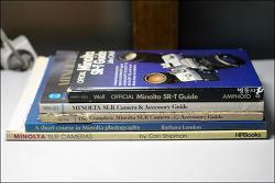 MINOLTA BOOKs