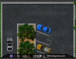 [게임] 자동차 주차요령 익히기! (자동차 주차하는 게임...!)