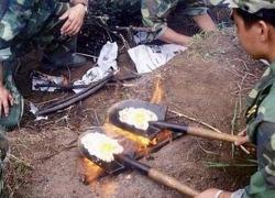 군대 계란 후라이 군인들만 먹는 방법