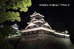 쿠마모토성, 역사를 알고 가야하는..