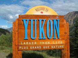 캐나다의 황혼이 머무는 땅, 유콘 준주