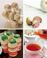 면역력을 키워주는 음식 8가지...
