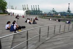 소년의 싱가폴 공공건축디자인 기행 03- 비보시티의 옥상공원