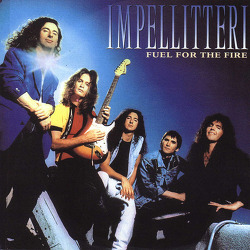 Impellitteri - Fuel For The Fire (Maxi Single) (1997)