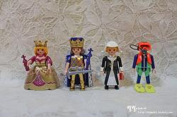 왕과 왕비, 수녀, 잠수부 ::플레이모빌 5537·5538(미피7)