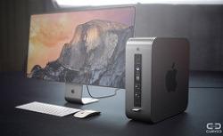 → 컨셉 이미지로 미리 만나는 애플의 신형 맥 프로와 디스플레이