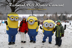 토론토 축제 Richimond hill winter carnival (2015.02.07)