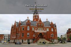 토론토 근교 여행 스트랫포드 Stratford (2015.06.08)