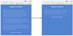 앵귤러2 angular2-autosize를 이용한 textarea 자동 높이 조절