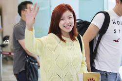 140602 김포공항 출국