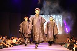 패션 속의 한글, 세계 속의 한글 - 김수지 기자