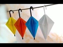 우산 종이접기