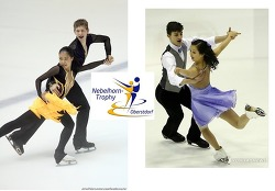 """한국 시니어 아이스 댄스 """"네벨혼 트로피""""로 시즌 첫 스텝 시작 (9/25~27)"""