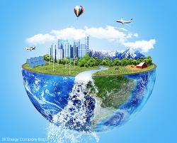 신재생에너지 사업과 지역사회 발전을 위한 친환경 에너지타운이란?