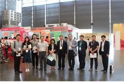 Shanghai Intelligent Building Technology 2016 전시회 참관 보고
