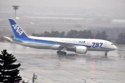 전일본공수 ANA B787-8 드림라이너 Dreamliner JA807A
