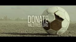 지뢰제거를 위해서는 작은 동전들 하나하나가 모두 소중합니다! 할로 트러스트(HALO Trust)의 TV광고 - '축구공'편 [한글자막]