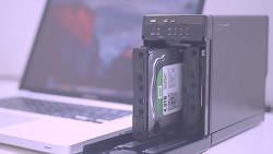 새로텍 PRORAID-20US6G USB 3.0 [50초 리뷰]