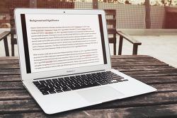 글쓰기 프로그램, 스크리브너(Scrivener)